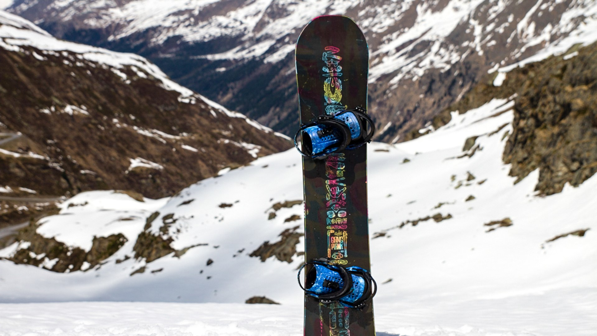 The Rome Gang Plank Snowboard 2015/2016 Review | EpicTV Gear...