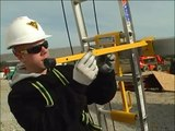 Fall Protection - WorkSafe Ladder Bracket Safety System and Accessories
