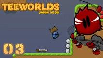 Lets Play - Teeworlds [03] Was ich von der Nintendo Partnerschaft halte