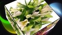 Lilis Moldes De Flores Para Hacer Arreglos Florales En Fomi