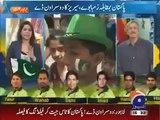 Pakistan Vs Zimbabwe 29 May 2015 2nd ODI Pakistan Won By 6 Wickets