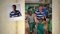 Volunteering In Ghana - Ben and Jordan at Timoskey School, Takoradi, Ghana
