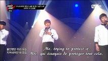 """비투비 니가싫어 BTOB """"I hate you"""" i dislike you ENG SUB vocal line singer game sungjae minhyuk"""