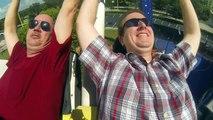 Hot Seat Screamin Swing Ride POV Fun Spot USA Kissimmee Florida Orlando