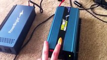 What is the difference between a pure sine wave Ac inverter and a Modified sine wave inverter.