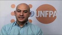 Mensaje de Diego Palacios - Representante del Fondo de Población de las Naciones Unidas