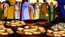 bible stories for children jesus | kids cartoon animation stories | jesus storey | powerful god