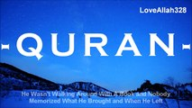Quran-The Book Of Allah - by Sheikh Khalid Yasin