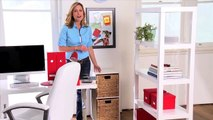 Officeworks - Refresh your home work space with Tara Dennis