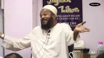 Homosexuality and Islam - FUNNY - Sheikh Dr. Bilal Philips
