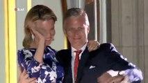België viert inhuldiging koning Filip