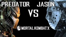 PREDATOR VS JASON - Mortal Kombat X (DLC)