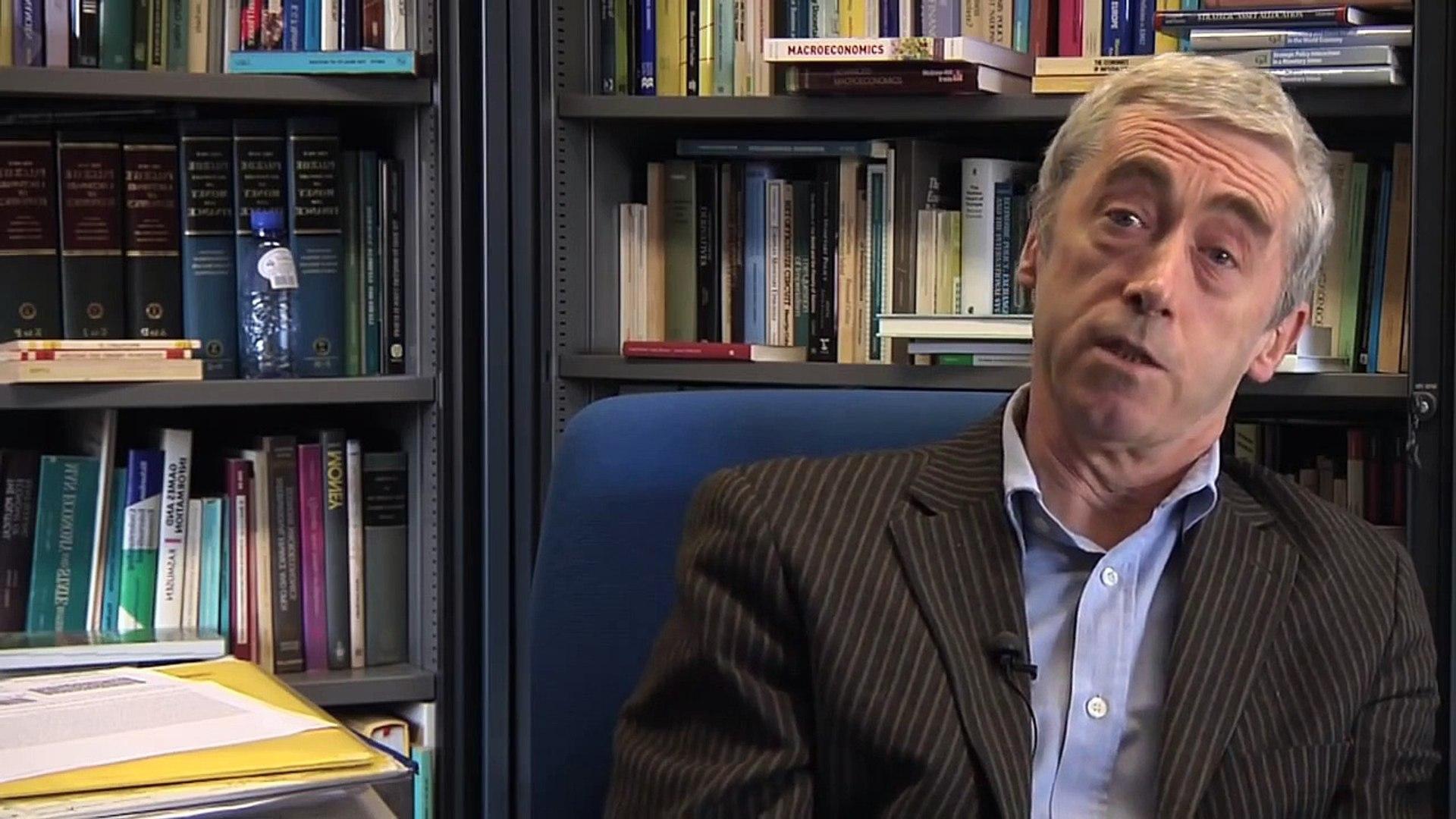Me Judice - Paul de Grauwe over Groot Brittannië en de EU