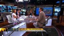 "Aaron Sorkin talks ""smarter"" Newsroom audience and gift of dialogue"