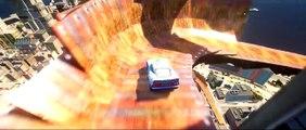Disney Pixar Cars Lightning McQueen & DINOCO having fun with a Custom Cars Macuin! Flash Mcqueen