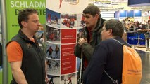 REHACARE 2009: Klettern, Bergsteigen, Skifahren - barrierefreier Aktivurlaub mit Freizeit PSO