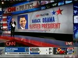 Barack Obama|  Breaking News  Barack Obama Elected President |Barack Obama