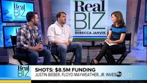 Justin Bieber Invested In This Anti-Bullying App | Real Biz w/ Rebecca Jarvis | ABC News