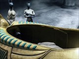 Anubis Bastet and Horus don't know how to play monopoly - Egyptian Gods
