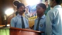 jashn e azadi celebrations in fatehjang,mili maghma by high school students