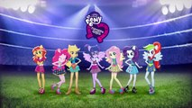 My Little Pony Equestria Girls Latino América Comercial de TV 'Equestria Girls Friendship Games'