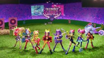 My Little Pony Equestria Girls Latino América Comercial de TV 'Equestria Girls Friendship Games 2'