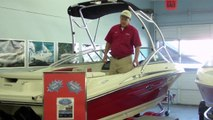 2010 Sea Ray 205 Sport with Wakeboard Package!