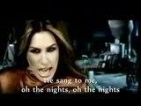 Grace Deeb sings Ghannali (He Sang to Me) English subtitles غريس ديب غنالي