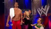 Matt Striker Interviews The Great Khali, Hornswoggle and Natalya