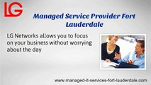 Managed Service Provider Fort Lauderdale – Managed IT Services Fort Lauderdale