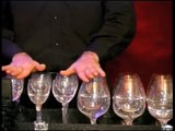 Glass harp & cello -Air on the G string-J.S.Bach