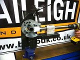 Baileigh Industrial TN-250 Tube & Pipe Notcher