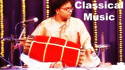 Satish Krishnamurty & Group - Indian Classical Music | Dholak | Taalvadya