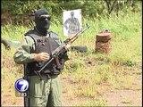 Repotaje del fusil de asalto AK47