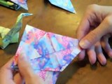 1,000 Paper Cranes (How to Fold an Origami Crane)