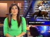 Final Provincial del rodeo montubio - Ecuavisa - Televistazo