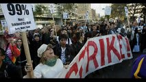 Breaking: Occupy Oakland First US General Strike In 65 Years