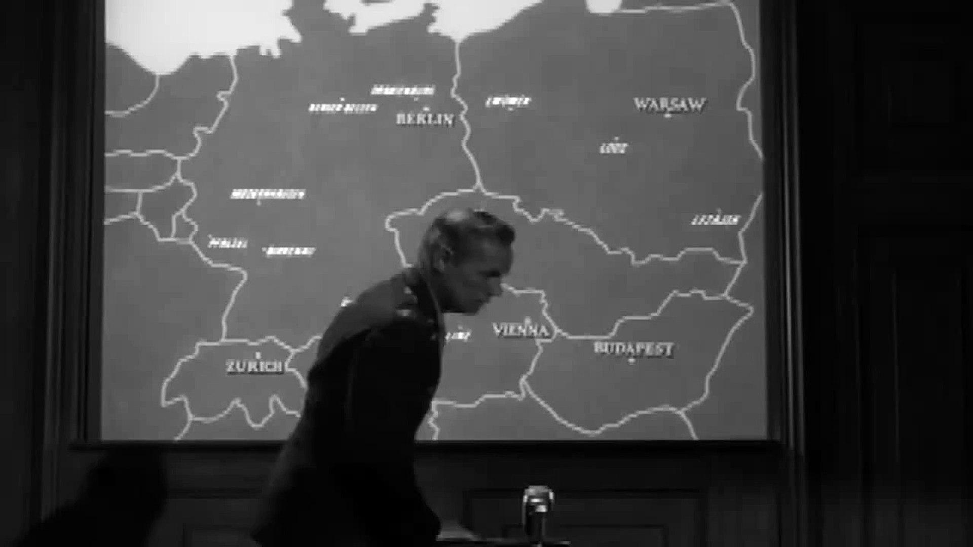 مشاهد حقيقة من الحرب العالمية الثانية من فيلم Judgment At Nuremberg 1961