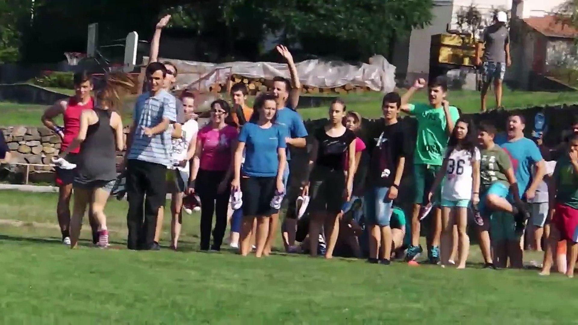 Directie. Tabara MIA / Direction. MIA Camp -  Week 2 Day 1 (07-12 July, 2014)