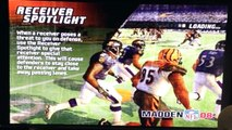 Madden NFL 08 Gameplay PlayStation 2 (EA Sports 2007)