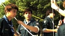 Camp de Pâques Scouts d'Europe marins