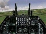 Re: Falcon 4.0 Allied Force ed Open Falcon - Atterraggio
