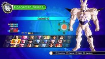 DRAGON BALL XENOVERSE SSGSS Vegeta & SSGSS Goku vs Whis & Beerus