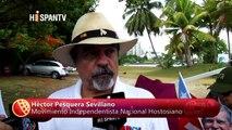 Masiva marcha en Puerto Rico a favor de independencia