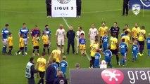 Chamois Niortais-FCSM : le résumé