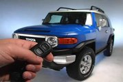 FJ Cruiser How-To: Remote Keyless Entry - Locking Doors | 2007 - 2009 FJ Cruiser | Toyota
