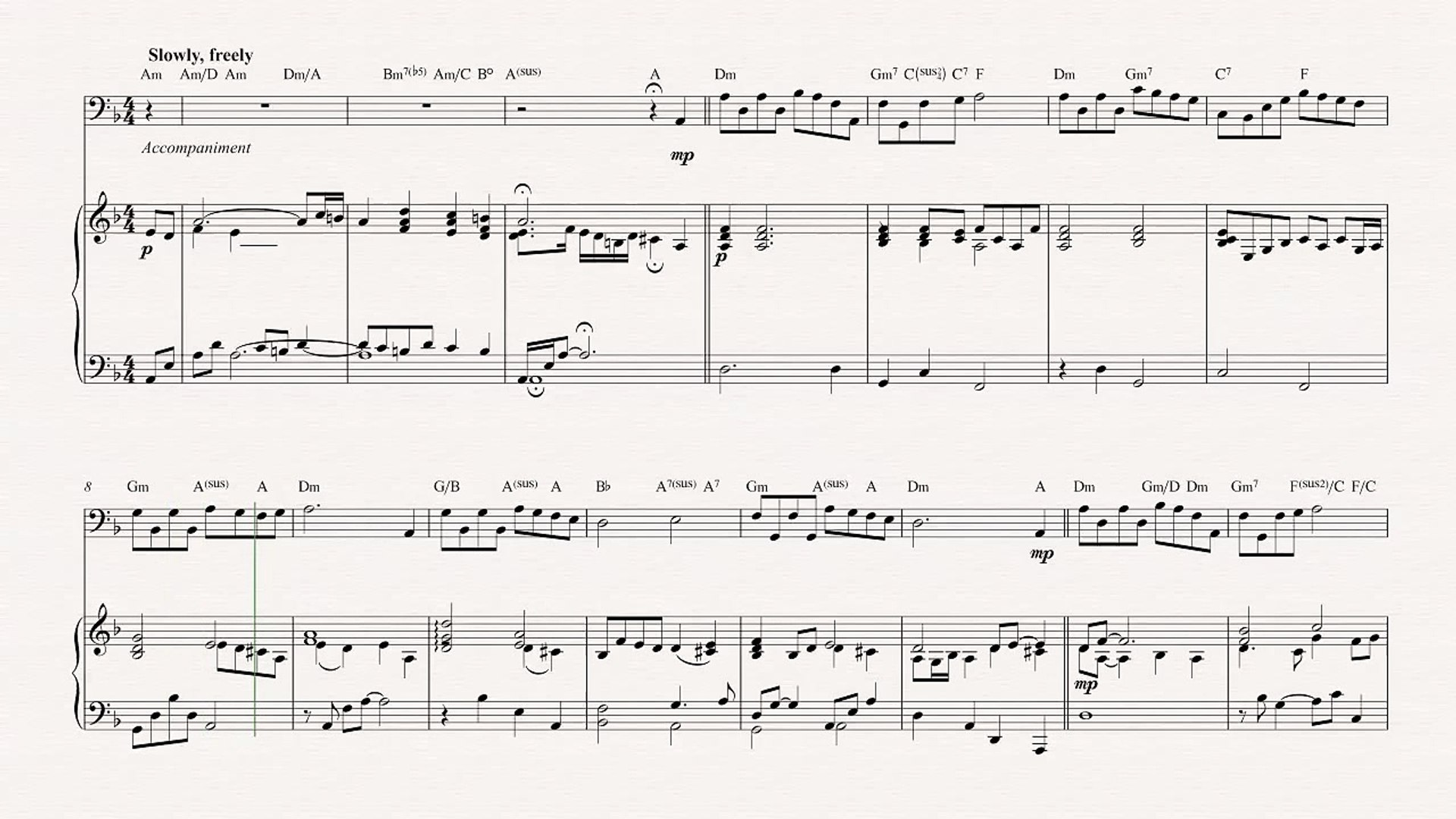 Cello - Schindler's List Theme - John Williams - Sheet Music, Chords, &  Vocals