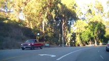 Driving On Sunset Blvd, Southern California (2 of 2)