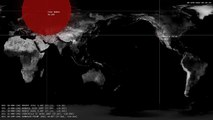 Every Haunting Nuclear Bomb Detonation Since 1945 in the World!