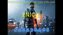 Battlefield 4 Amateur Montage 1! (Epic Sniper Kills, Epic Fails, and Amazing Vehicle Shot!)